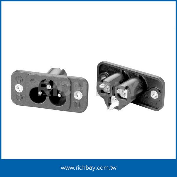 C6 米老鼠型插座